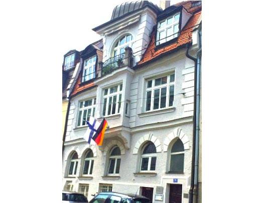 Repräsentatives Jugendstilbüro in zentraler Lage von Bogenhausen