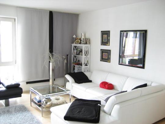 Schicke 2-Zimmer-Dachterrassenwohnung