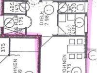 2 Zimmer Wohnung Grundriss