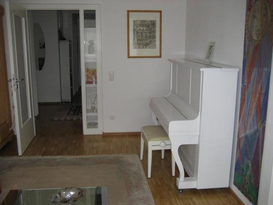 3-Zimmer-Wohnung mit großem Balkon in Nymphenburg/Gern