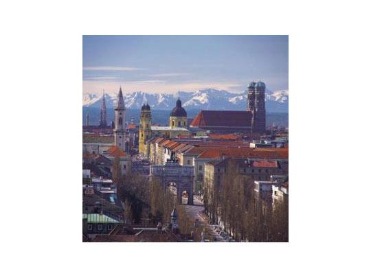 Odeonsplatz 500 m Luftlinie – Büro in bester Innenstadtlage
