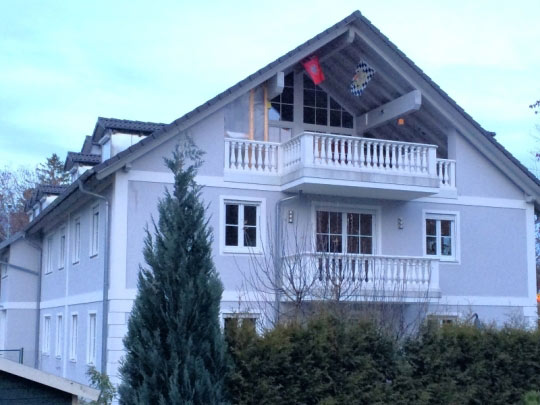 Exklusive Penthouse-Wohnung in Gröbenzell