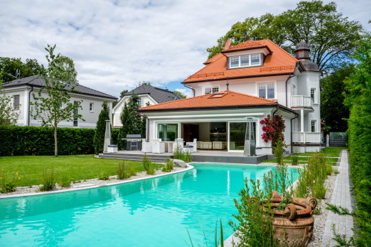 Exklusive Jugendstil-Villa in Gräfelfing