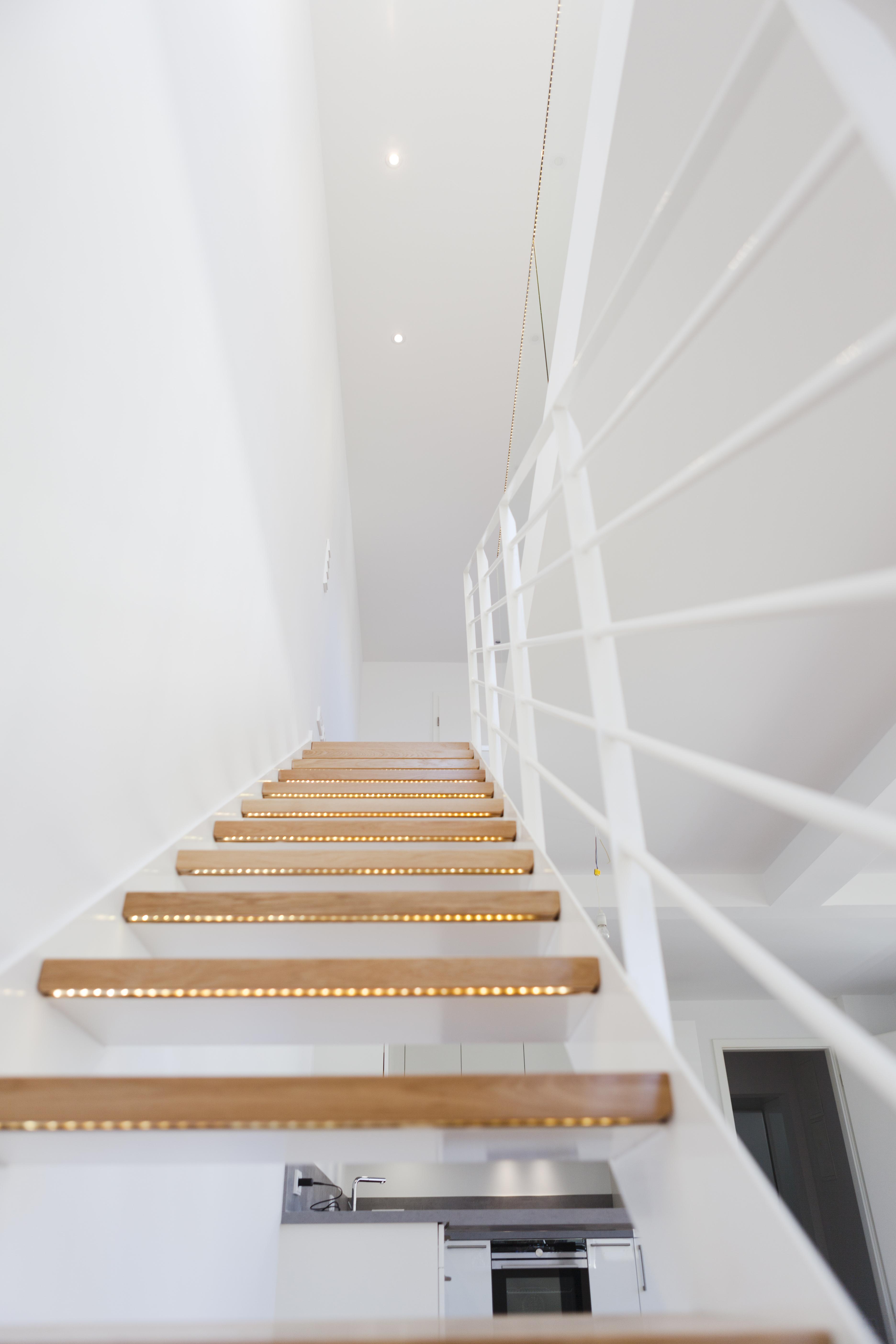 luxus galeriewohnung mit dachterrasse  absolut ruhiger