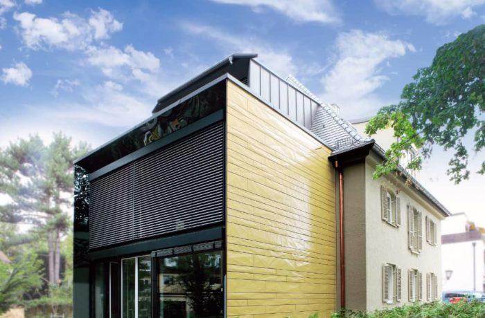 Stadtvilla im Ortskern von München-Solln, Dachterrassenwohnung