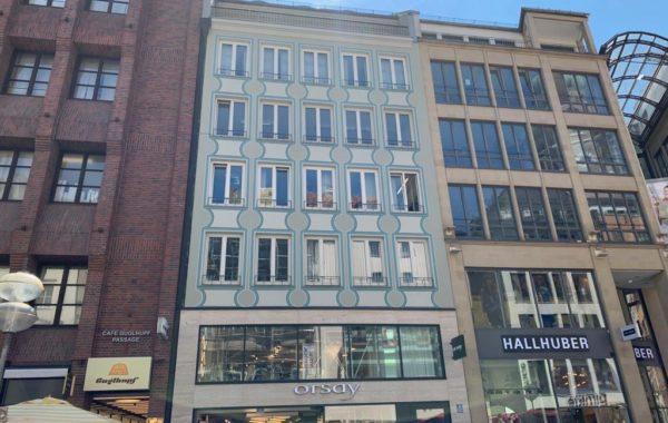 Marienplatz – Kaufingerstraße – Exklusives Büro in der Altstadt