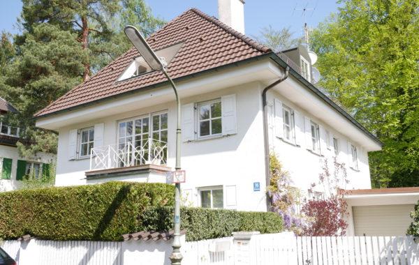 Gartenwohnung mit 4 Zimmern in München-Harlaching