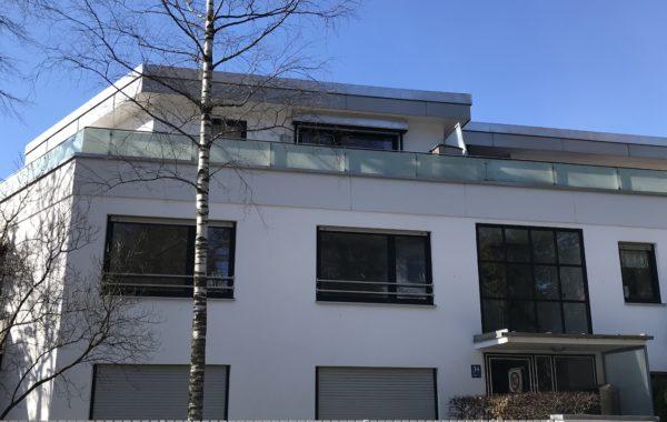 Großzügige 4-Zimmer-Wohnung mit Balkon im Ortskern von Altsolln